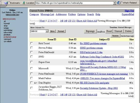 1email Seen Contact Usco Ltd Mail: Centralized Email Services At IITB